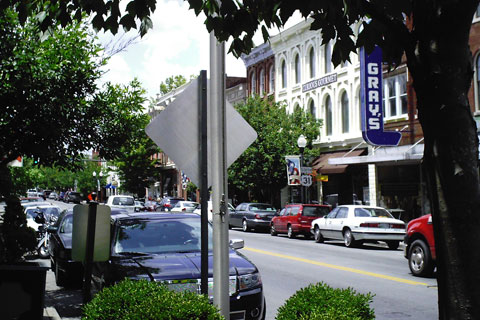 Franklin Tennessee Real Estate